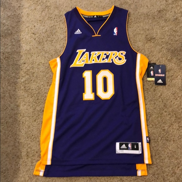 0400b0a954b NBA Shirts | Nwt Vintage Los Angeles Lakers Steve Nash Jersey | Poshmark
